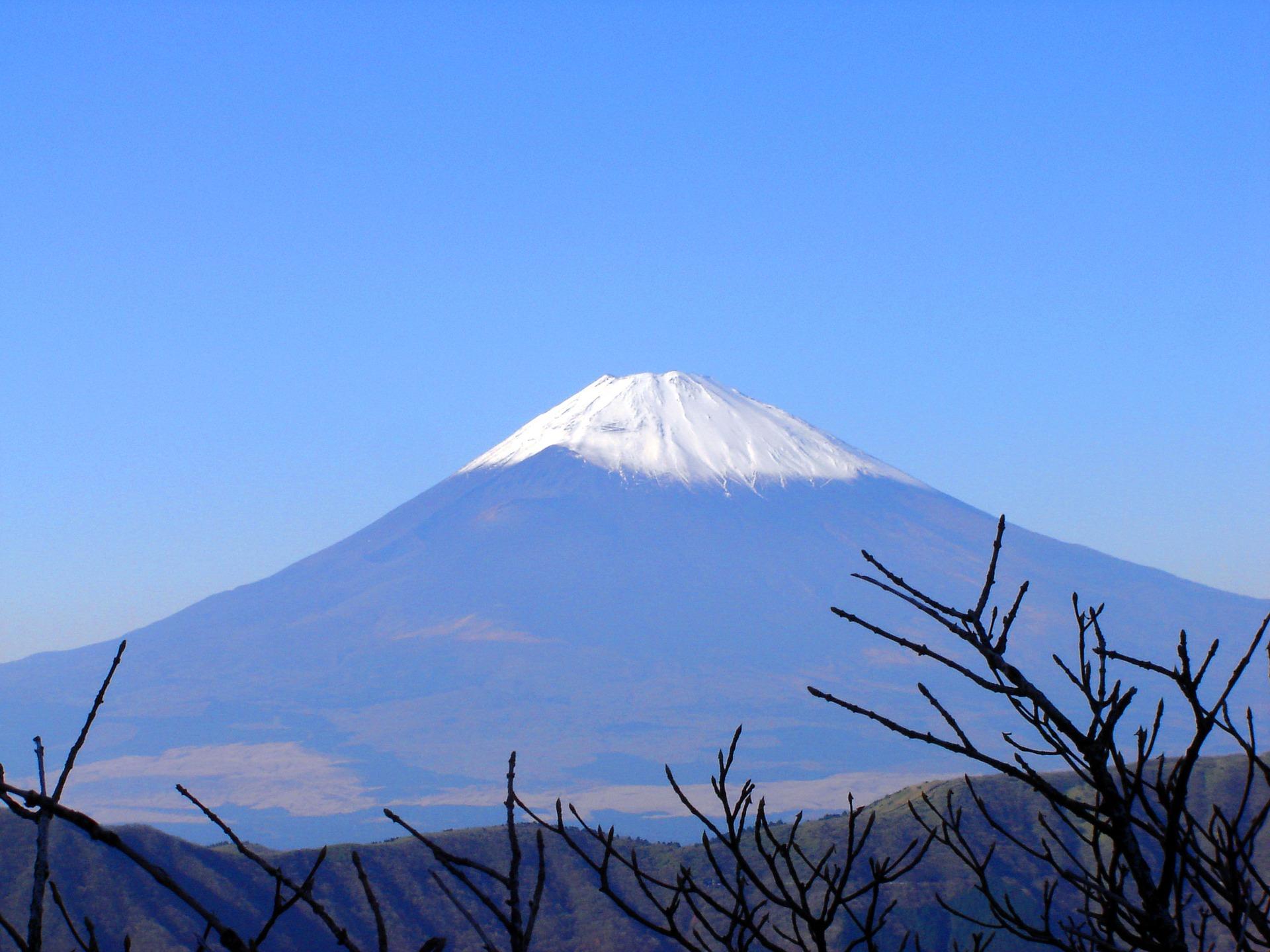 фото-вулкан-Фудзияма